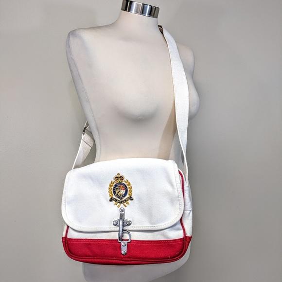 dda70c32d8a Ralph Lauren Bags   Vintage Crest Crossbody   Poshmark